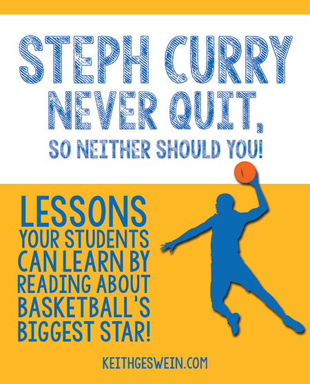 Lessons from Steph Curry's life