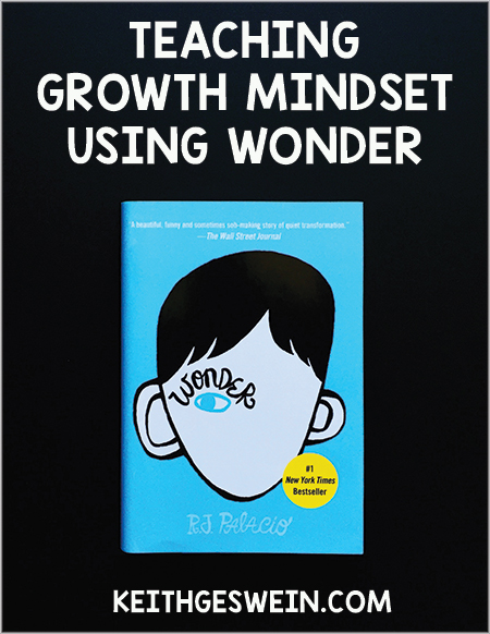 Teaching Growth Mindset Using Wonder