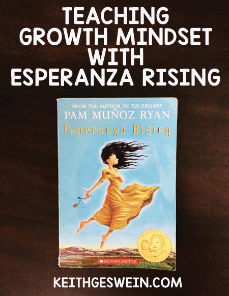 Teaching Growth Mindset with Esperanza Rising