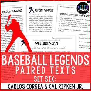 Carlos Correa Paired Texts